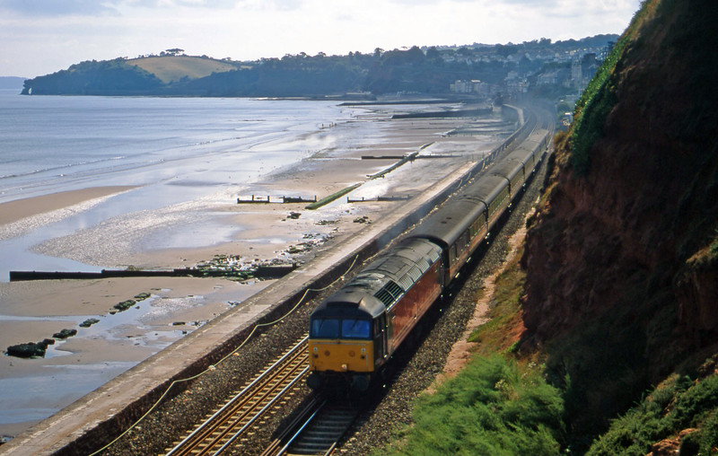 47853, 15.08 Paignton-Preston, Dawlish, 2-9-00.