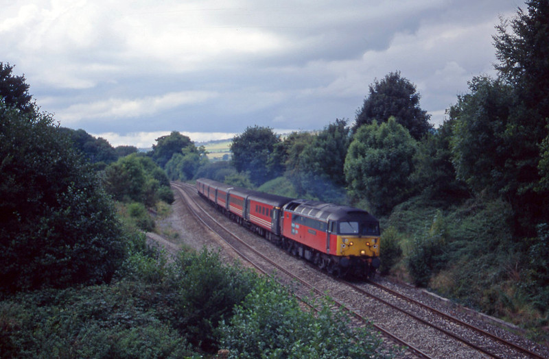 47742, 11.50 Plymouth-0Liverpool Lime Street, Whiteball, 20-9-00.