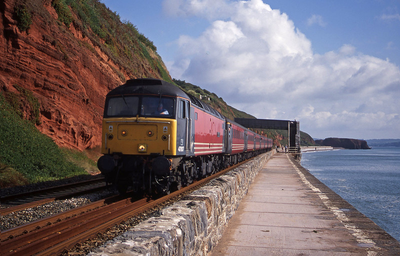 47807, 06.05 Derby-Paignton, Dawlish, 2-9-00.