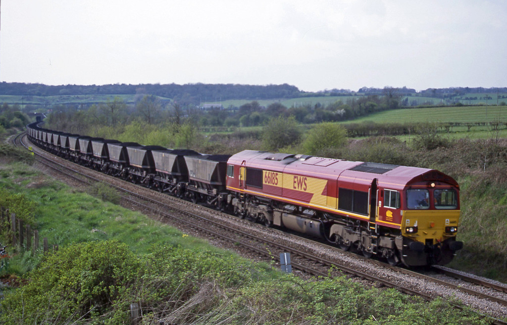 66185, up mgr, Brentry, Bristol, 25-4-01.
