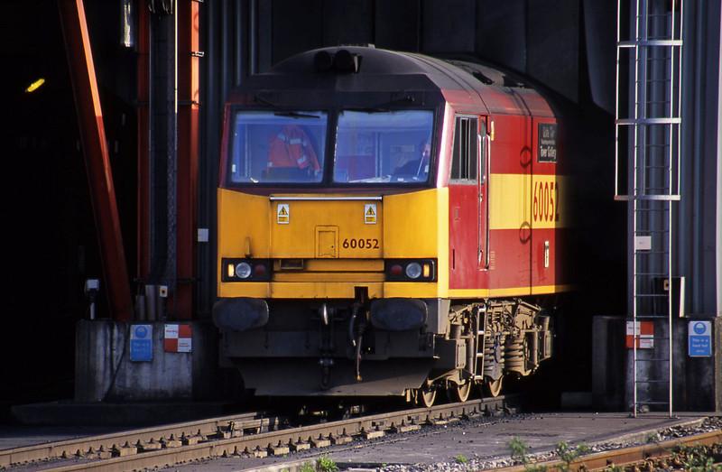 60052, loading mgr, Avonmouth Bulk Handling Terminal, 25-4-01.