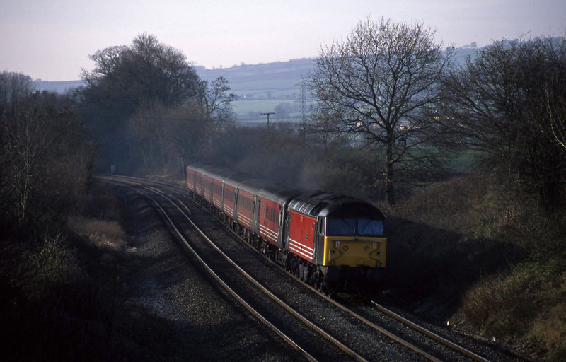 47741, 11.50 Plymouth-Liverpool Lime Street, Whiteball, 20-12-01.
