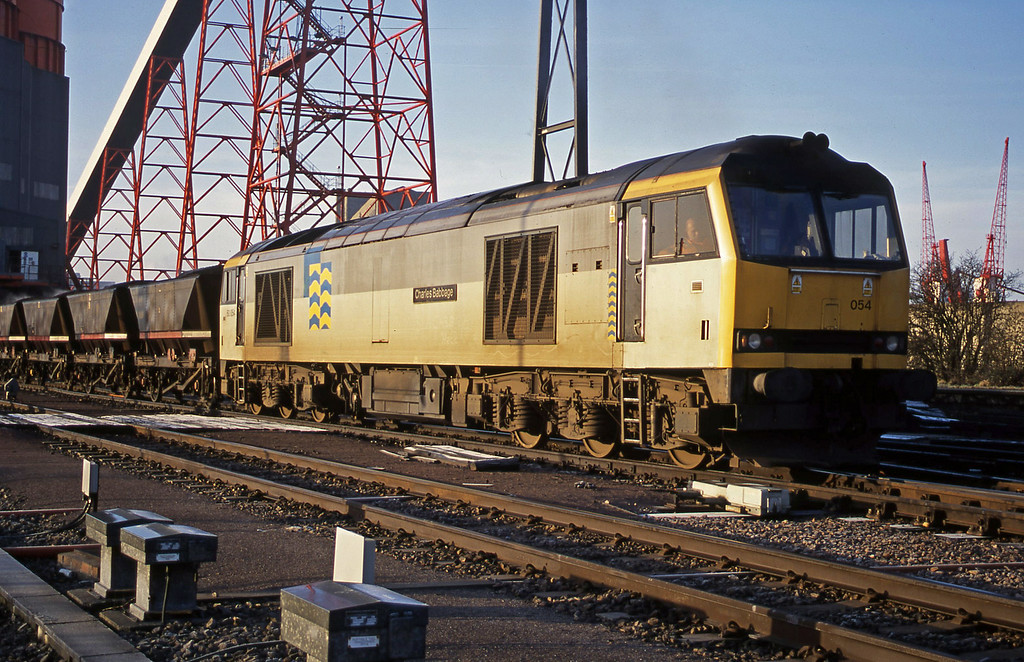 60054, loading mgr, Avonmouth Bulk Handling Terminal, 13-2-01.