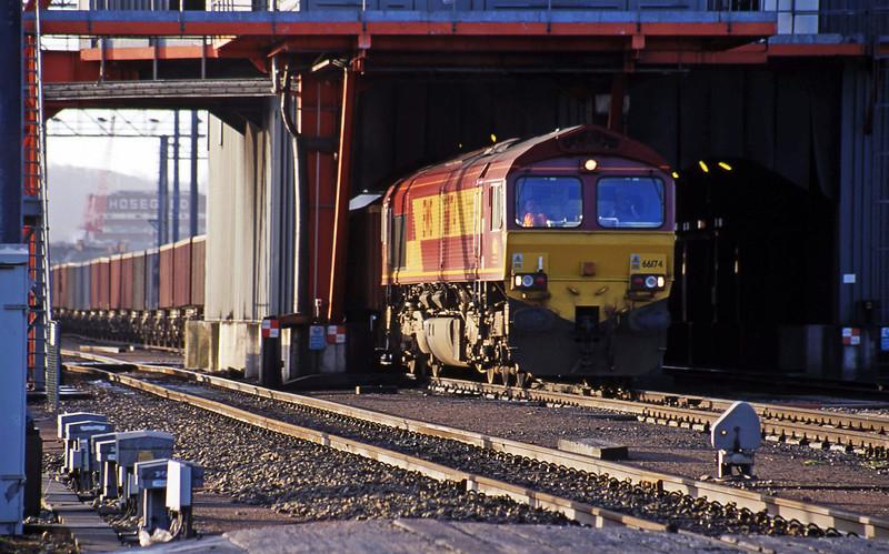 66174, loading mgr, Avonmouth Bulk Handling Terminal, 24-1-01.
