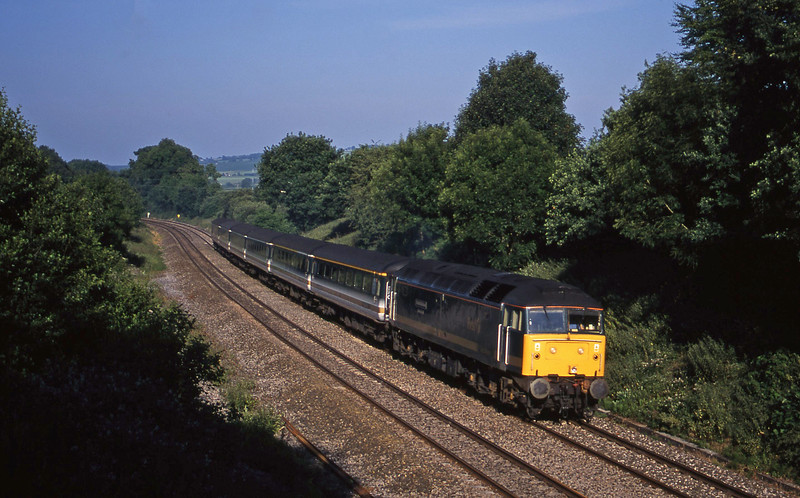 47816, 06.30 Plymouth-London Paddington, Whiteball, 3-7-01.