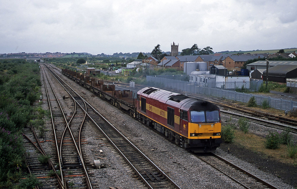 60018, 10.27 Margam-Lackenby, Severn Tunnel Junction, 10-7-01.