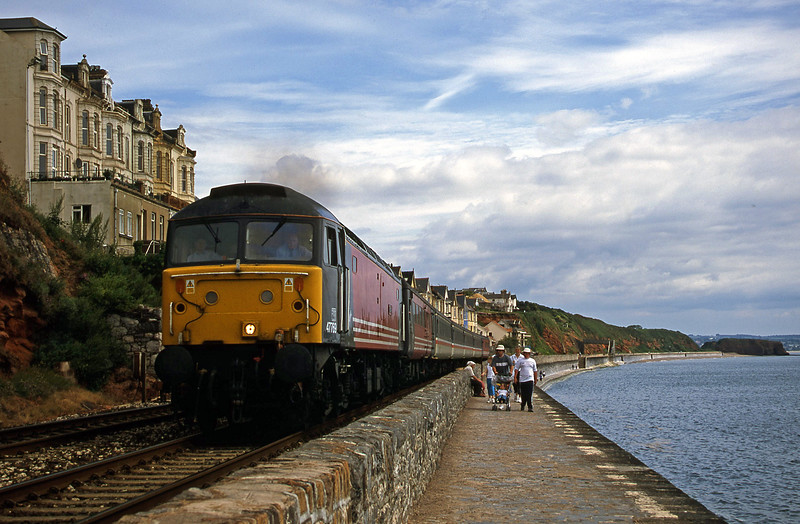 47769, 06.05 Derby-Plymouth, Dawlish, 12-6-01.