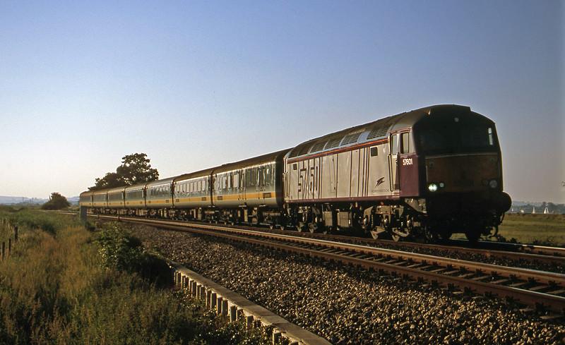 57601, 17.23 Exeter St David's-Plymouth Laira, Powderham, near Exeter, 22-6-01.