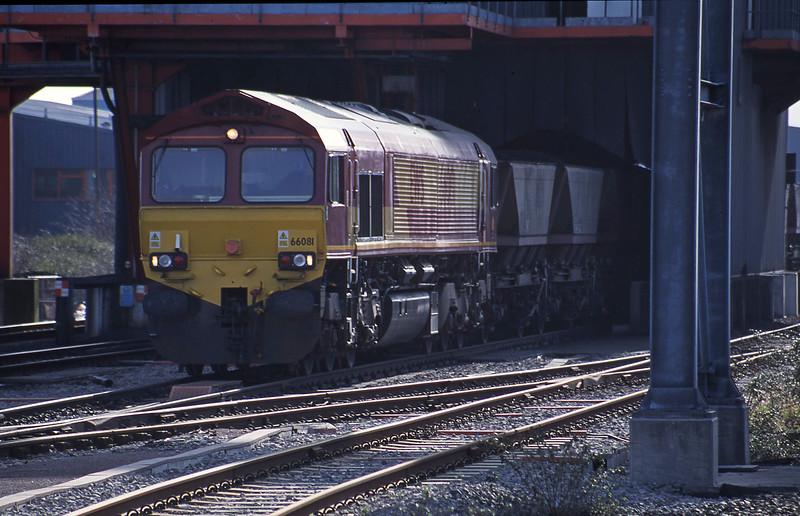 66081, loading mgr, Avonmouth Bulk Handling Terminal, 7-3-01.