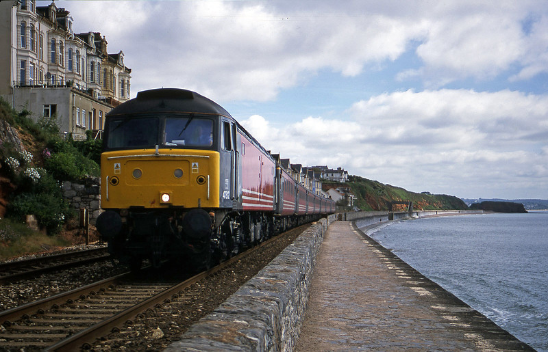 47812, 06.05 Derby-Plymouth, Dawlish, 29-5-01.