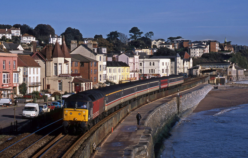 47839, 06.05 Derby-Plymouth, Dawlish, 2-11-01.