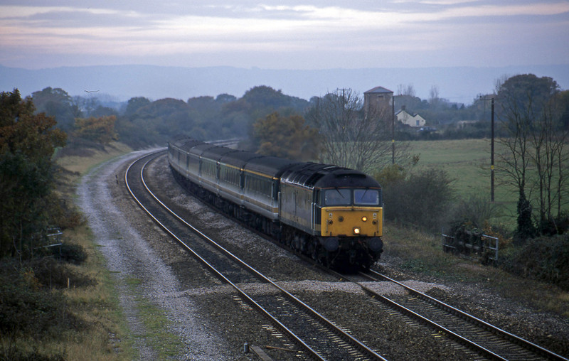 47811, 08.20 Penzance-London Paddington, Cogload, 20-11-01.