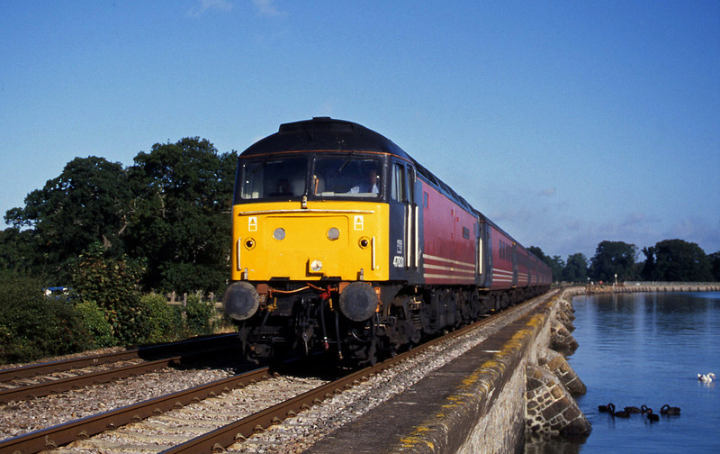 47831, 06.05 Derby-Plymouth, Starcross, 3-10-01.