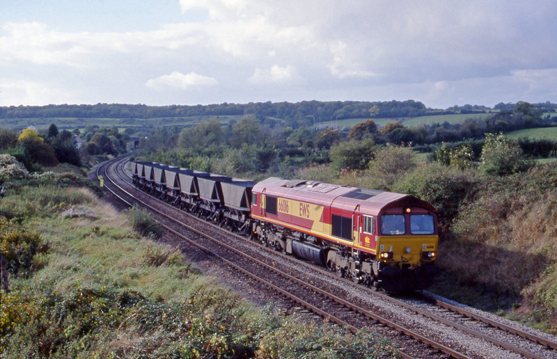 66016, up cripples, Brentry, Bristol, 9-10-01.