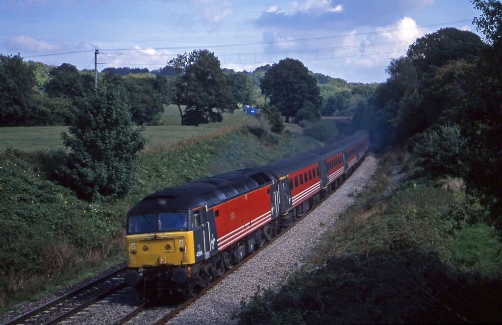 47814, 09.13 Liverpool Lime Street-Plymouth, Whiteball, 20-9-01.