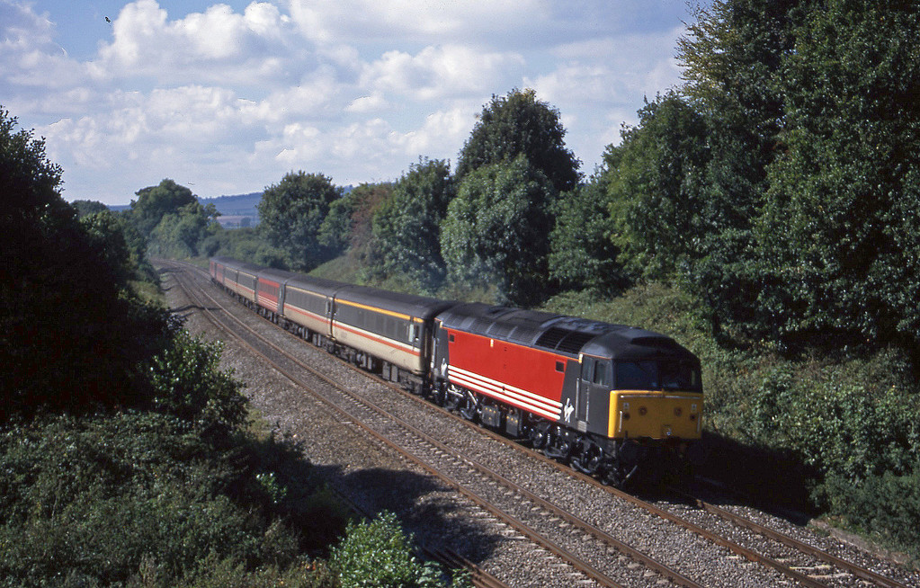 47853, 11.50 Plymouth-Liverpool Lime Street, Whiteball, 20-9-01.