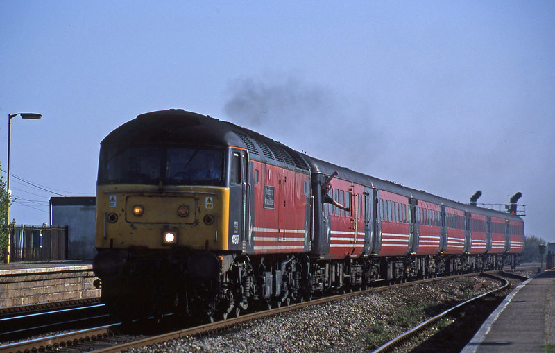 47817, 15.50 Plymouth-Leeds, Dawlish Warren 6-4-02.