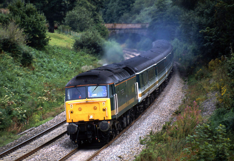 47815, 09.30 London Paddington-Penzance, Whiteball, 31-8-02.