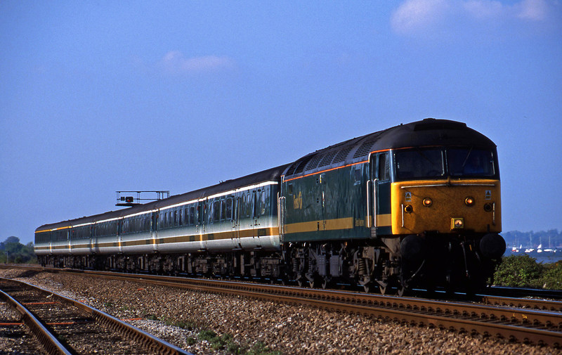 47830, 14.33 London Paddington-Plymouth, Dawlish Warren, 10-8-02.