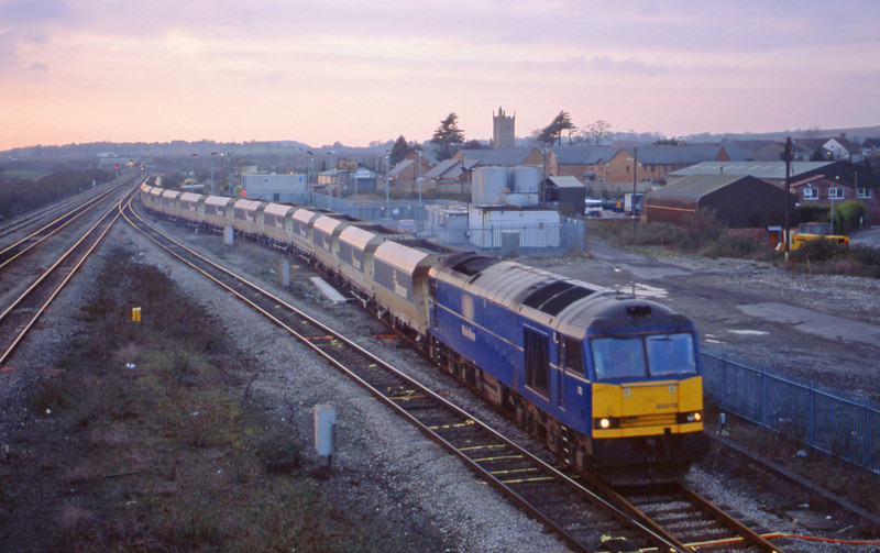 60078, Machen Quarry-Westbury, Severn Tunnel Junction, 17-12-02.