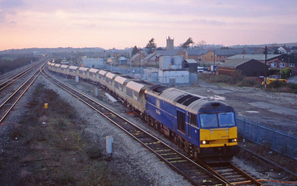 60078, Machen Quarry-Westbury, Severn Tunnel Junction, 17-12-02.