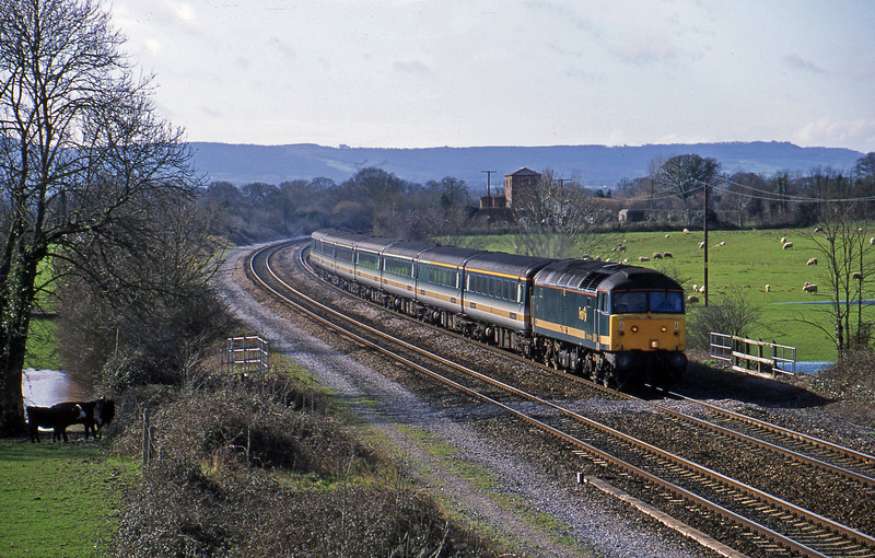 47811, 08.20 Penzance-London Paddington, Cogload, 26-2-02.