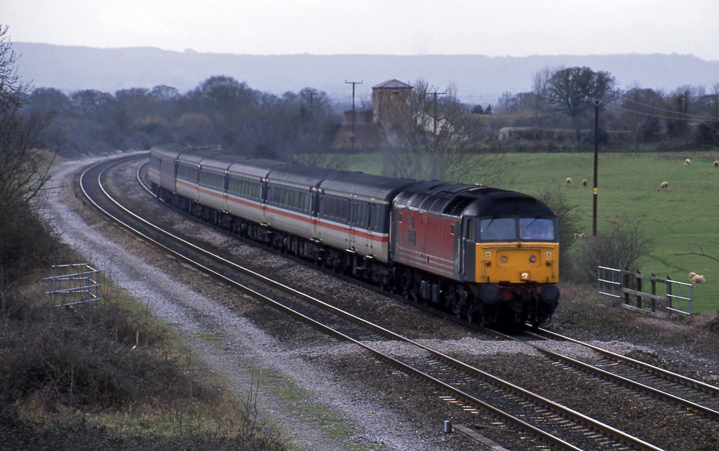 47848, 11.50 Plymouth-Liverpool Lime Street, Cogload, 19-2-02.