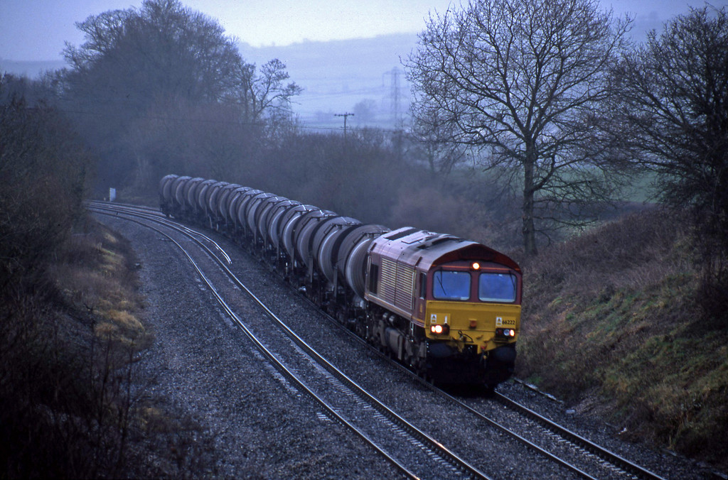 66222, 09.40 Burngullow-Irvine, Whiteball, 16-1-02.