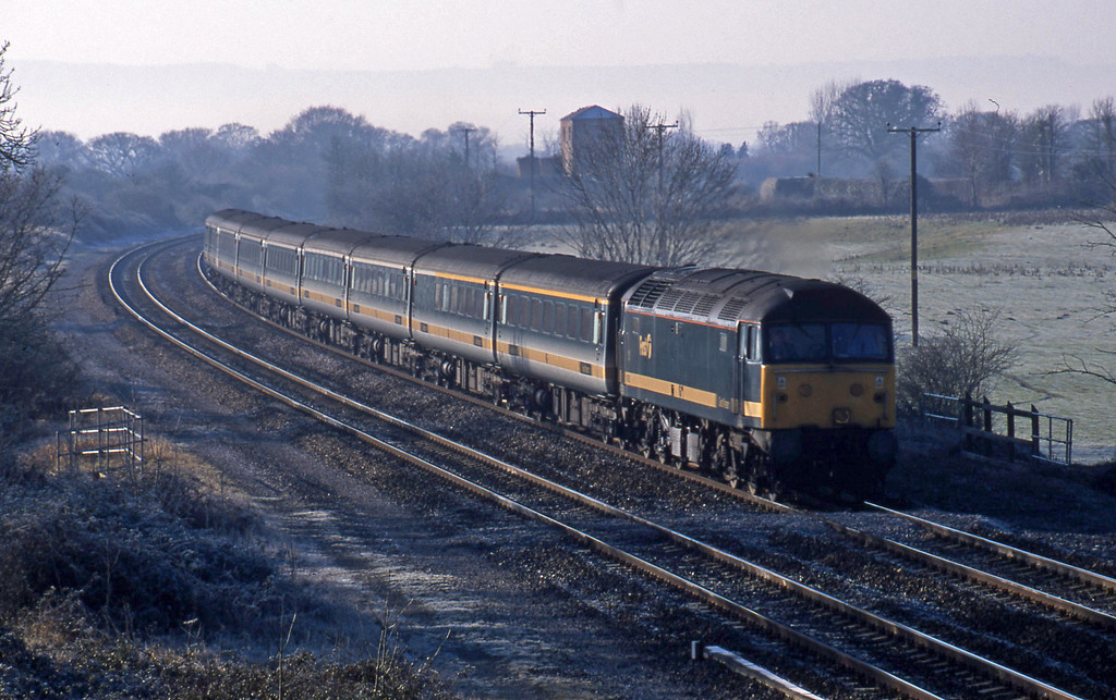 47830, 08.20 Penzance-London Paddington, Cogload, 1-1-02.