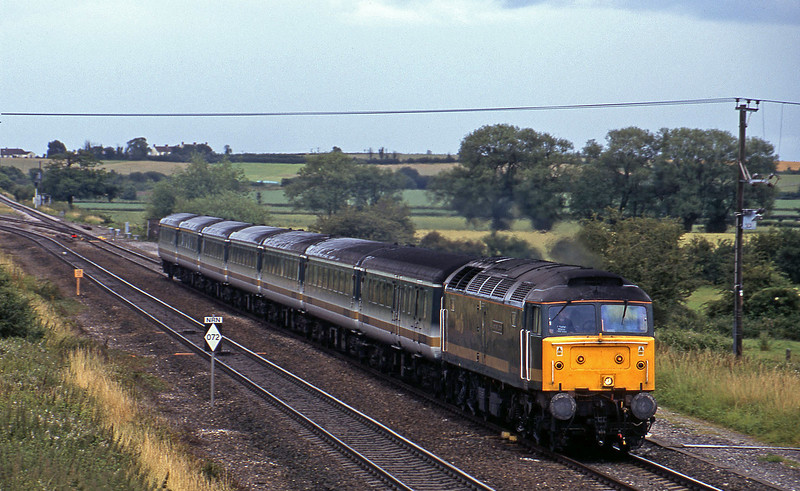 47815, 12.33 London Paddington-Plymouth, Cogload, 10-7-02.