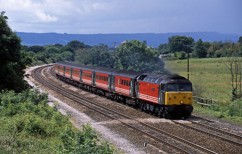 47831, 08.48 Penzance-Manchester Piccadilly, Cogload, 10-7-02.