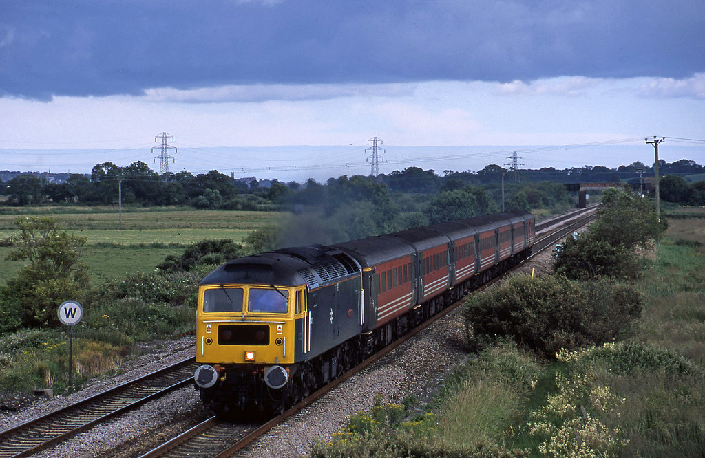 47840, 15.50 Plymouth-Leeds, Exminster, near Exeter, 9-7-02.