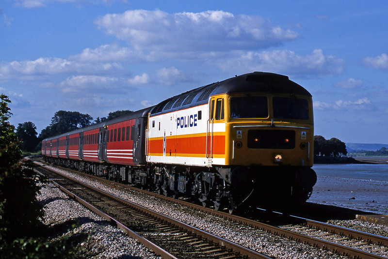 47829, 08.40 Glasgow-Penzance, Powderhm, near Exeter, 28-6-02.