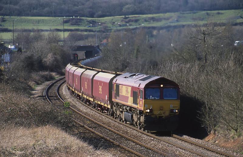 66007, up mgr, Brentry, Bristol, 5-3-02.