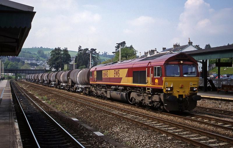 66143, 09.40 Burngullow-Irvine, Totnes, 8-5-02.