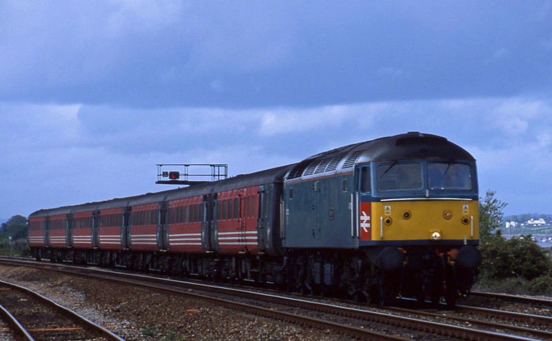 47853, 08.40 Glasgow-Penzance, Dawlish Warren, 28-5-02.