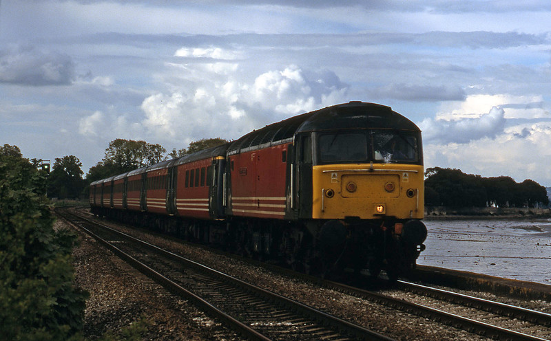 47840, 08.40 Glasgow-Plymouth, Starcross, 2-5-02.