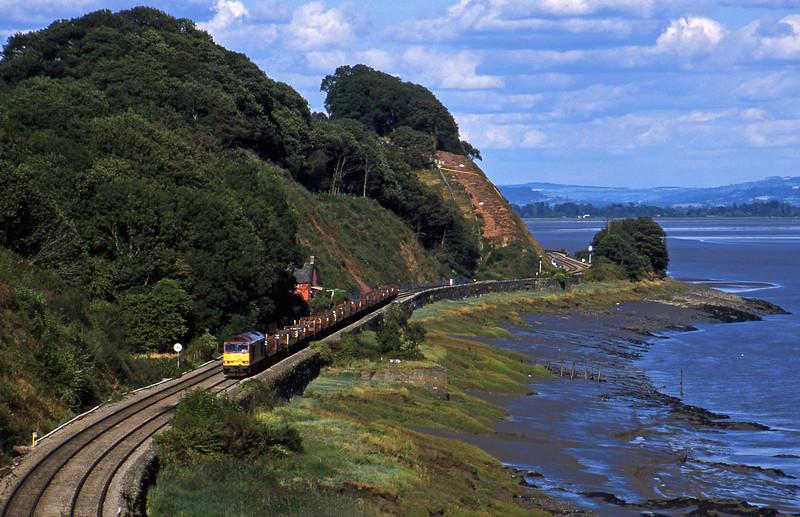60040, 08.19 Lackenby-Margam, Gatcombe, near Lydney, 10-9-02.