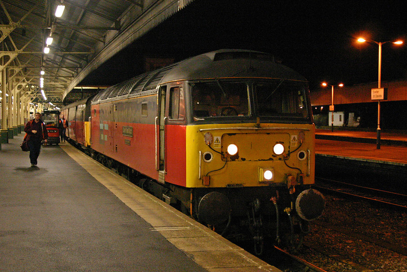 47734, 22.11 Plymouth-London, Exeter St David's, 23-12-03.