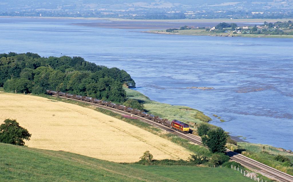 60051, 09.30 Lackenby-Llanwern, Purton, near Lydney, 12-7-03