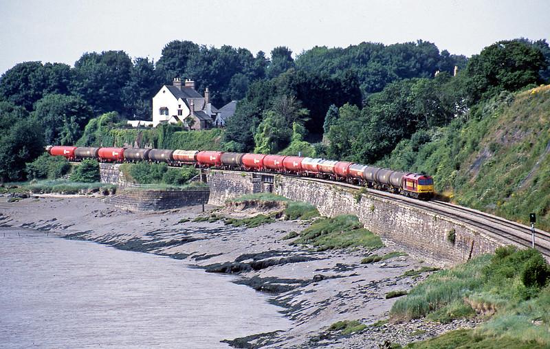 60089, 05.36 Robeston-Westerleigh, Purton, near Lydney, 11-7-03.