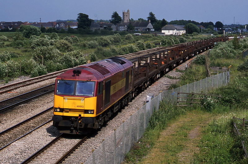 60052, 10.34 Corby-Margam, Severn Tunnel Junction, 17-6-03.