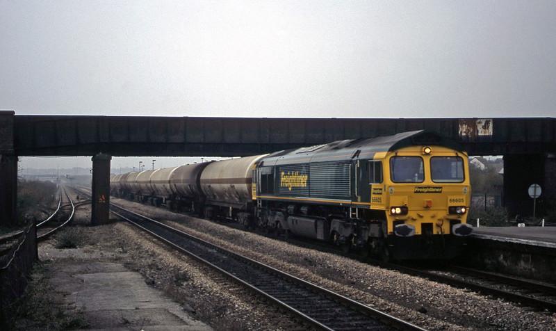 66605, Baglan Bay-Hull, Severn Tunnel Junction, 21-3-03.