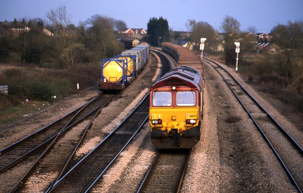 66122, 15.12 Westbury-Tower Colliery, Magor, 25-3-03.