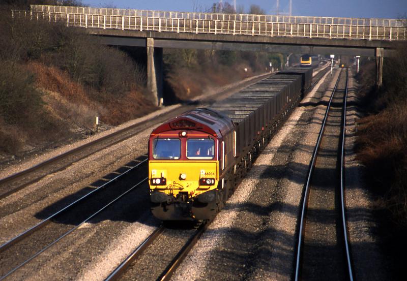 66034, 16.29 Westbury-Parc Slip, Llandevenny, near Llanwern, 21-3-03.