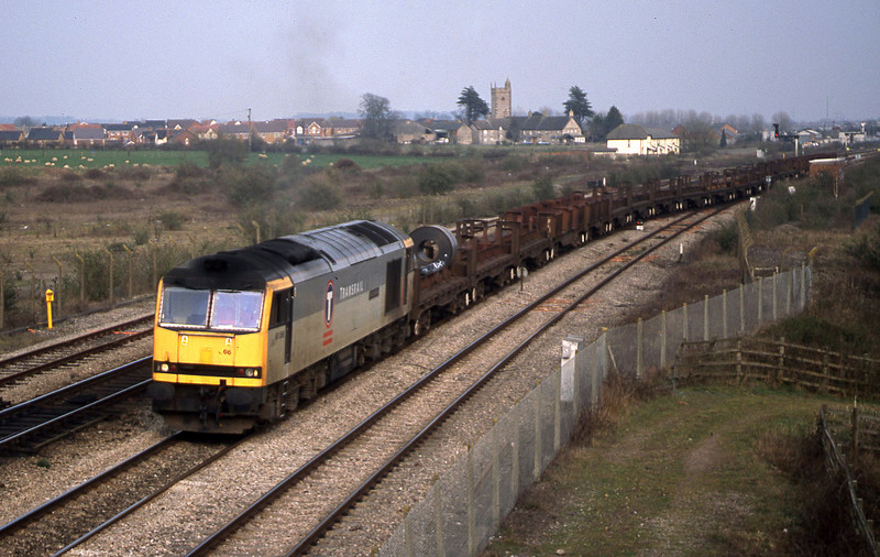 60066, 10.10 Corby-Margam, Severn Tunnel Junction, 27-3-03.