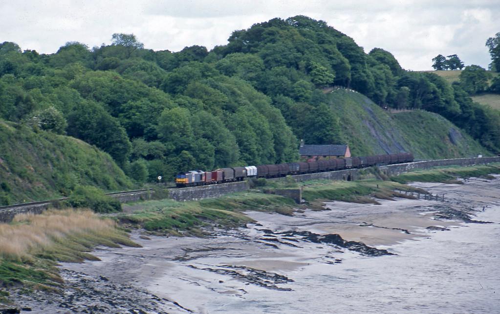 60059, 09.55 Round Oak-Margam, Gatcombe, near Lydney, 13-5-03.