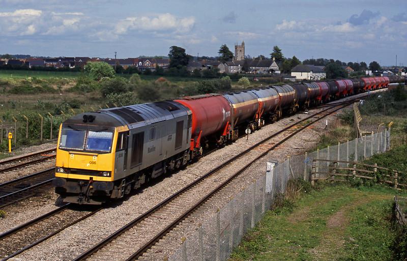60086, 13.42 Theale, Robeston, Severn Tunnel Junction, 6-5-03.