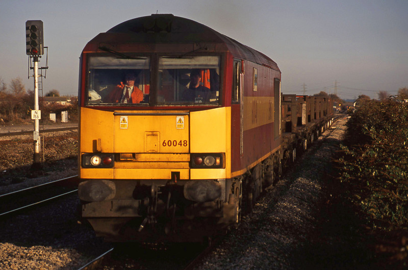 60048, 10.10 Corby-Margam, Severn Tunnel Junction, 12-11-03.