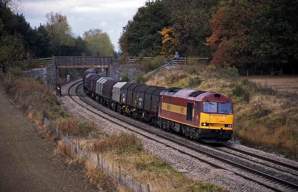 60052 14.00 Round Oak-Margam, Besford, near Pershore, Worcestershire, 21-10-03.